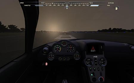 Flight 夕方VC