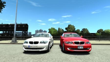 GTAIV BMW 1シリーズ120I