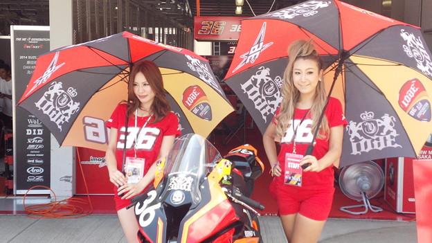 2014 鈴鹿8耐 SAMURAI I20