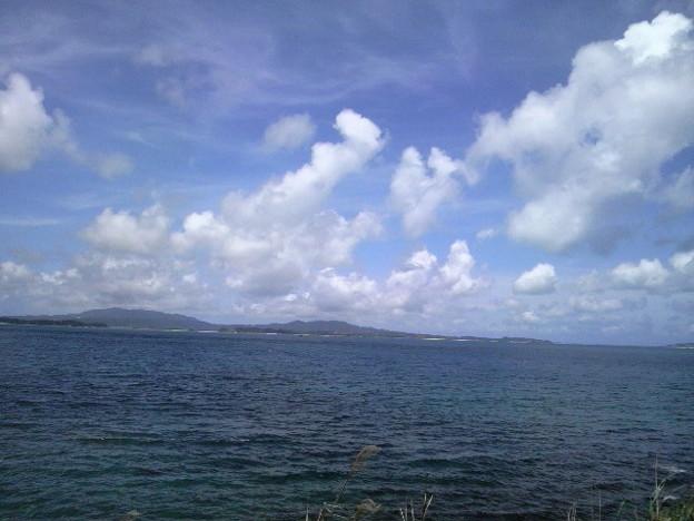 大宜味村の海