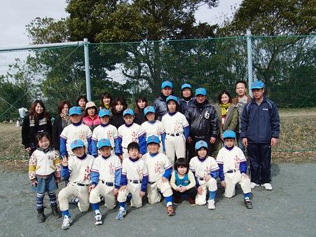 8位入賞,小沢パワーズ(ご家族も)